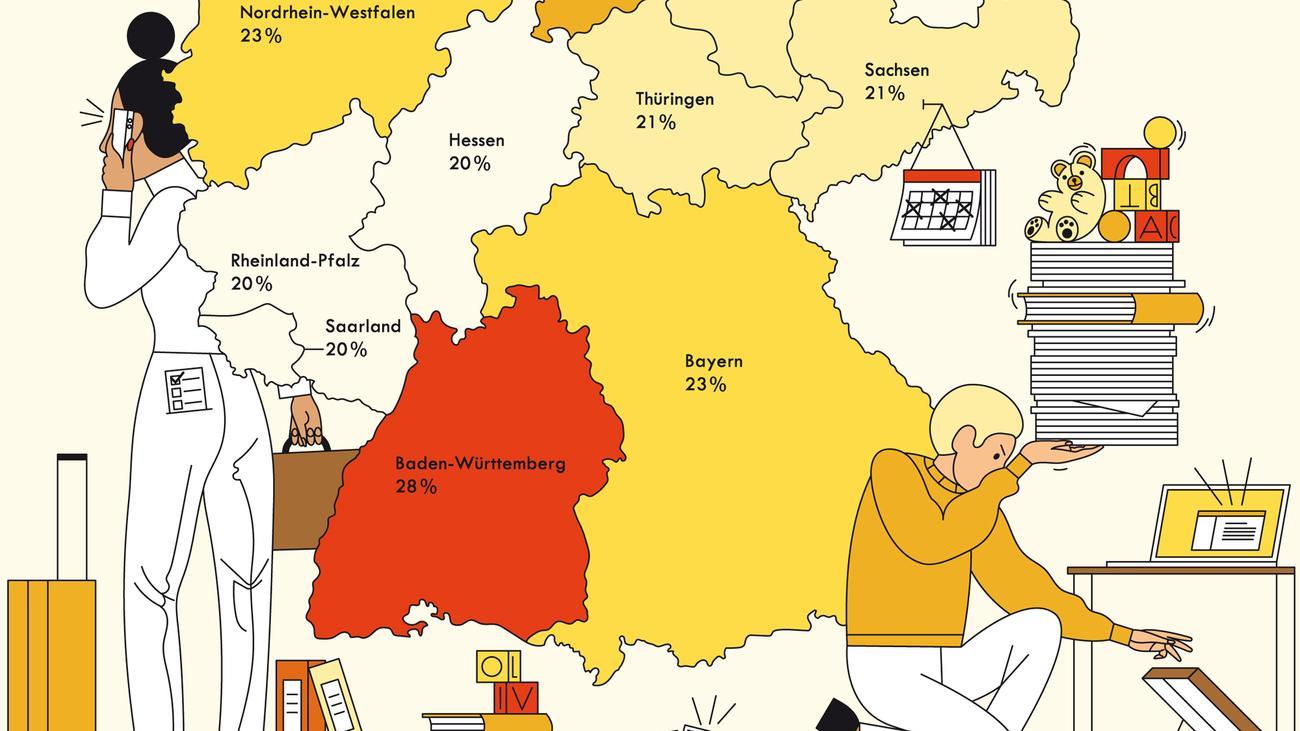 Edt Zeit In Deutschland