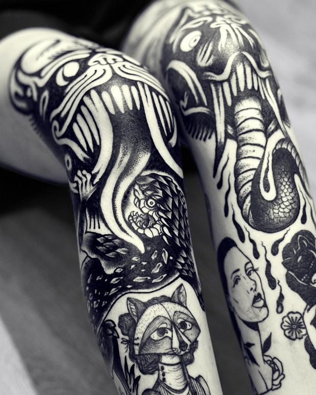 Tattoo: Der Mensch ist ein Bilderbuch | ZEITmagazin