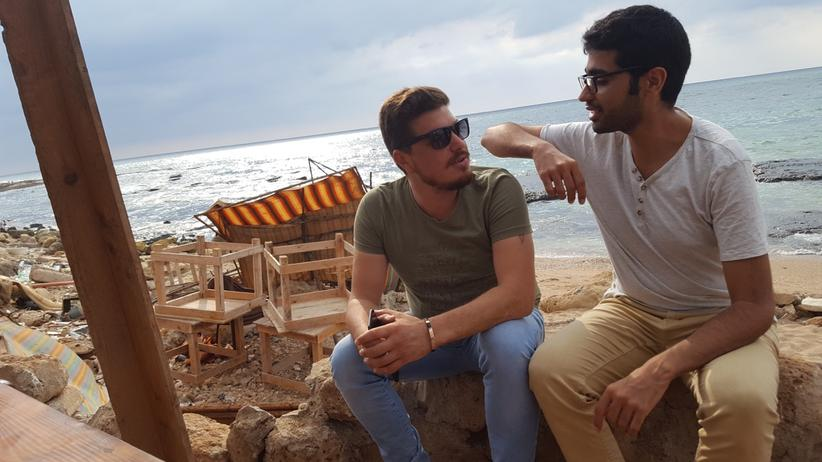 Flüchtlinge: Wie geht es dir, Basmaji?