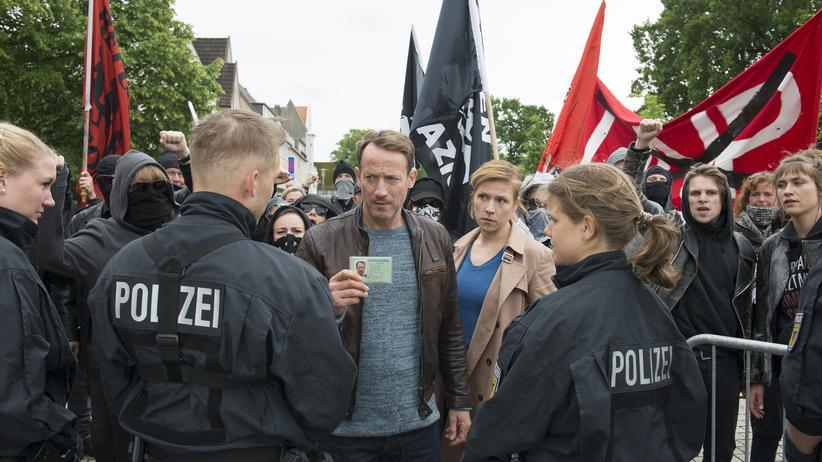 """""""Tatort"""" Hamburg: Wenn die Rechten mal den Rand halten"""