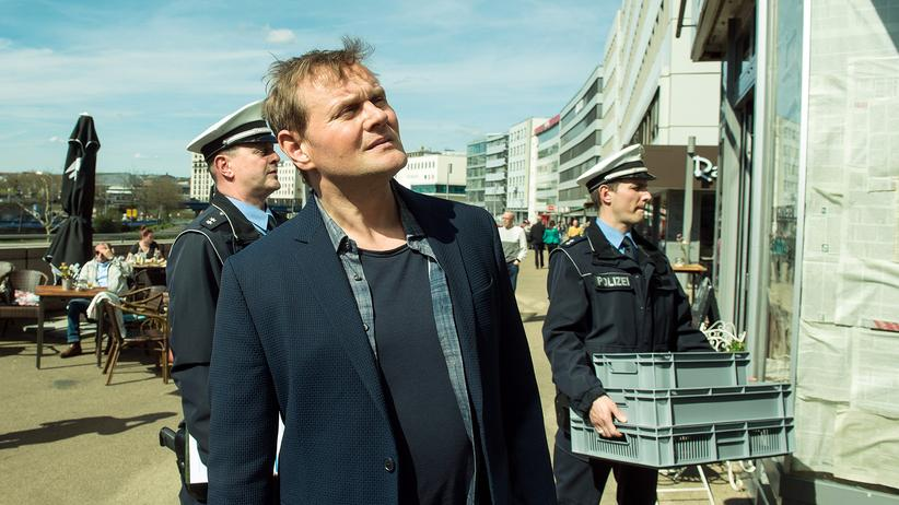 """Tatort"" Saarbrücken: Mal wieder abgestürzt"