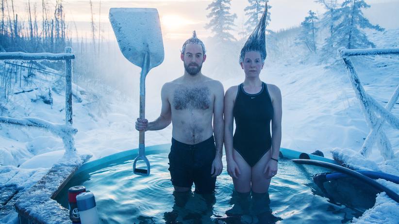 Wintersport: Unter null