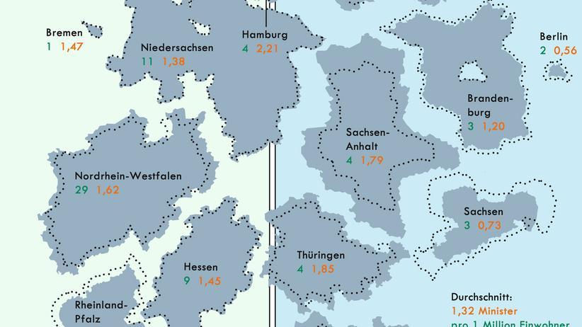 Bundesminister: Sagenhaftes Saarland