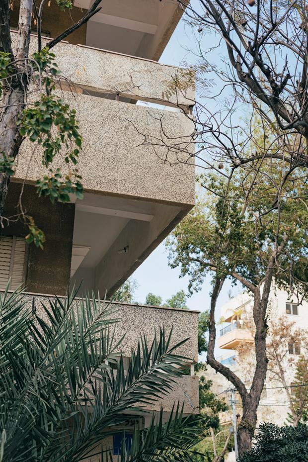 Weiße Stadt Der Schatz Von Tel Aviv Zeitmagazin