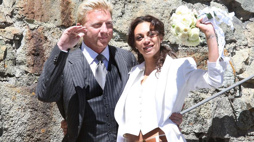 Boris und Lilly Becker: Das Spiel ist aus