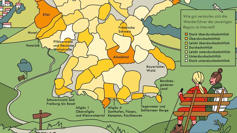 Tagestouren: Im Trippelschritt durch das Mittelgebirge