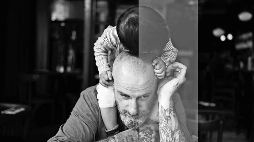 Liebe: Ein Vater im freien Fall