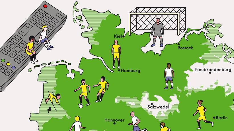 Antennenfernsehen: Im Tal der Ahnungslosen fällt die WM aus