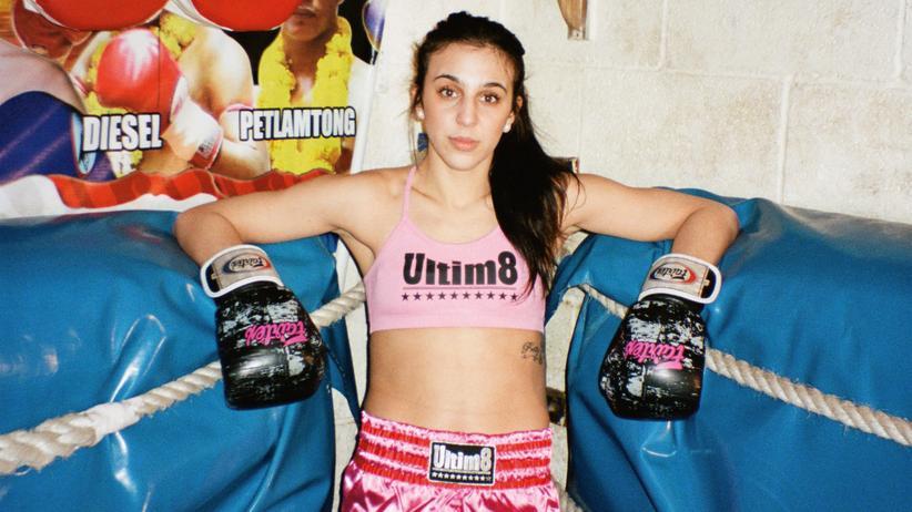 Kampfsportlerinnen: Frau gegen Frau