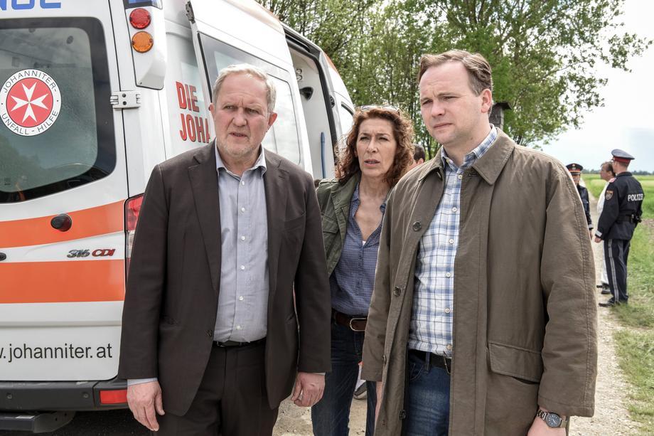 Tatort Wien Inkasso Heinzi Spielt Die Erste Geige Zeitmagazin