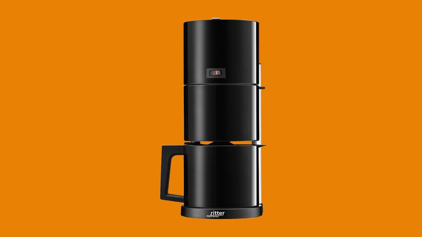 Kaffeemaschine: Da brüht sich was zusammen