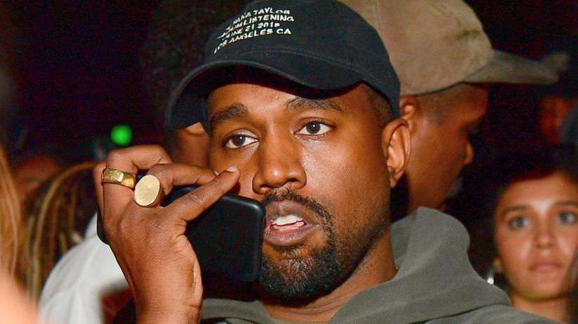 Kanye West: Der Ruch des Geldes