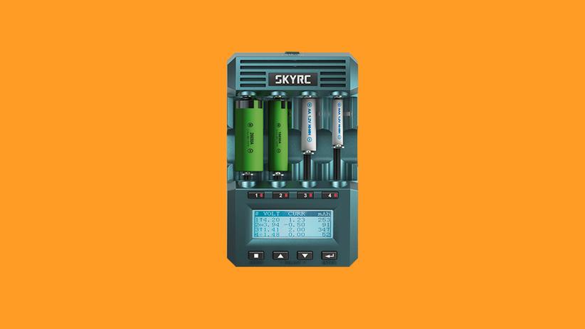 SkyRC MC3000: Der Ladehüter