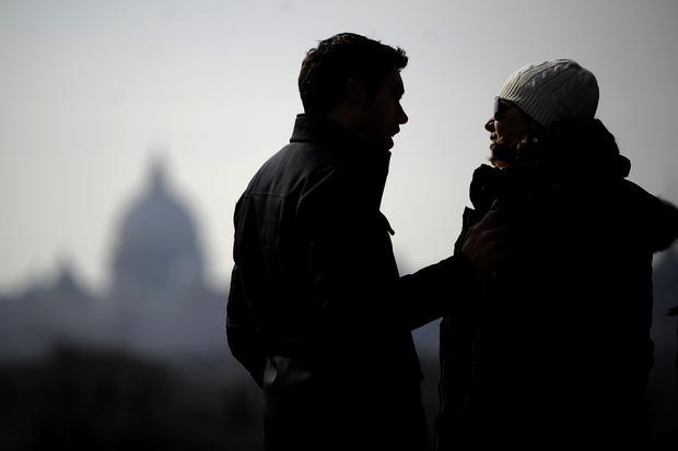 Trennung nach langer Beziehung: Das Ende einer Beziehung behalten beide Partner lange Zeit im Gedächtnis.