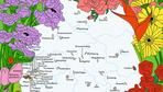 Deutschland: Blumenläden