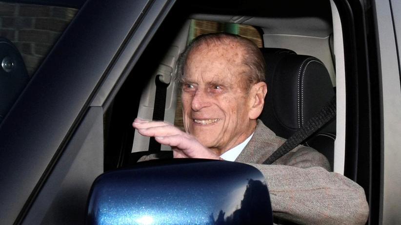 Prinz Philip: Hände vom Steuer und an England denken
