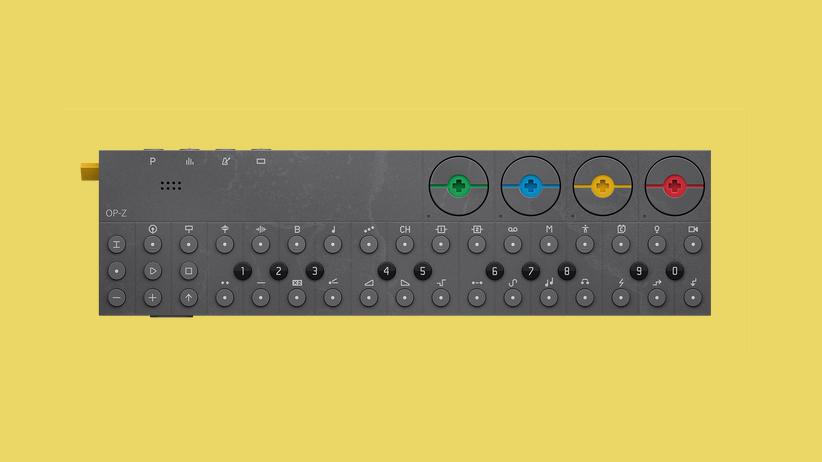 Synthesizer OP-Z: Klein, nett, teuer