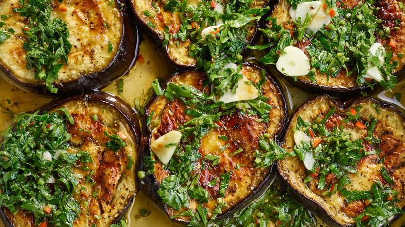 Rezepte aus Israel und Palästina: Gelobte Aubergine