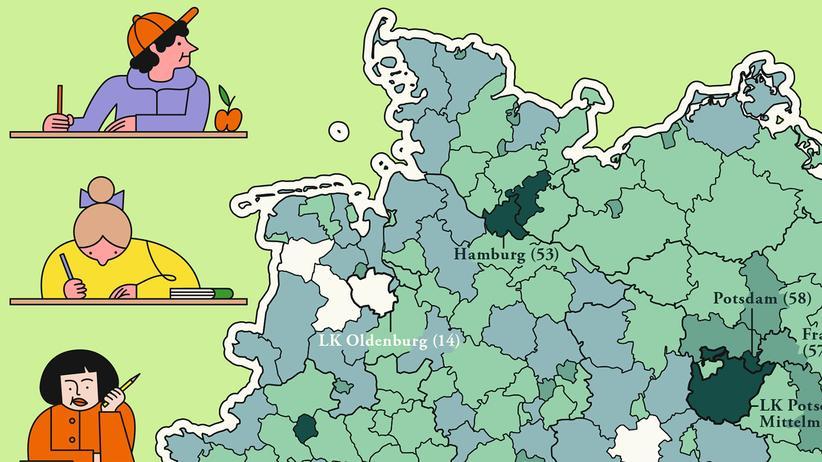 Abiturquote: Bayern macht es sich schwer