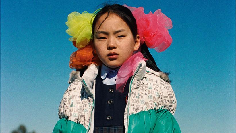 Mongolei: Chiffon in der Wüste