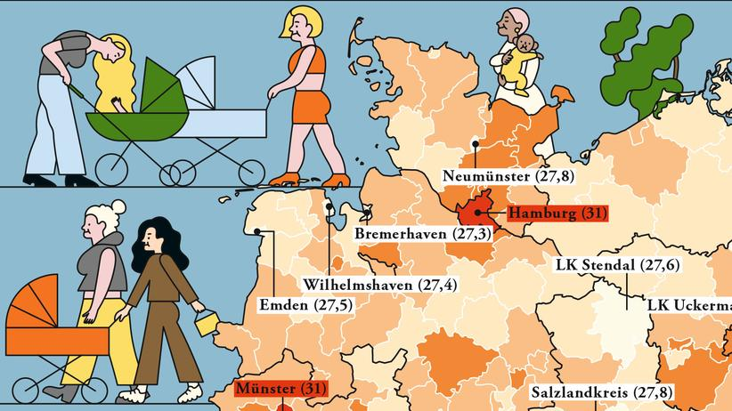 Mütter: Wer hätte das gedacht, Düsseldorf?