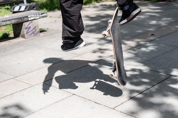 Skater: Ein Kinderhobby?