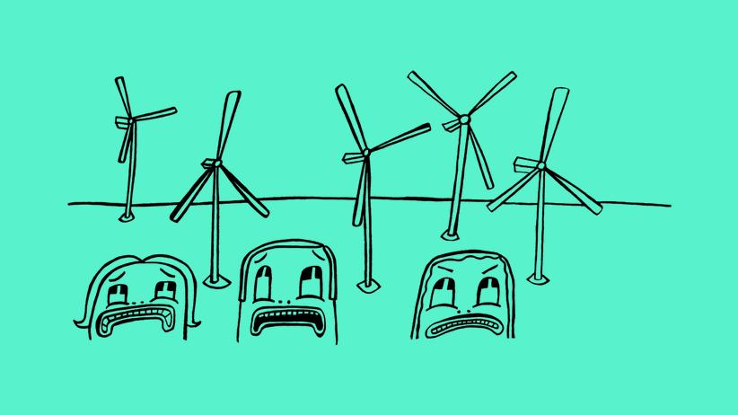 Harald Martenstein: Windradphobie ist multiresistent