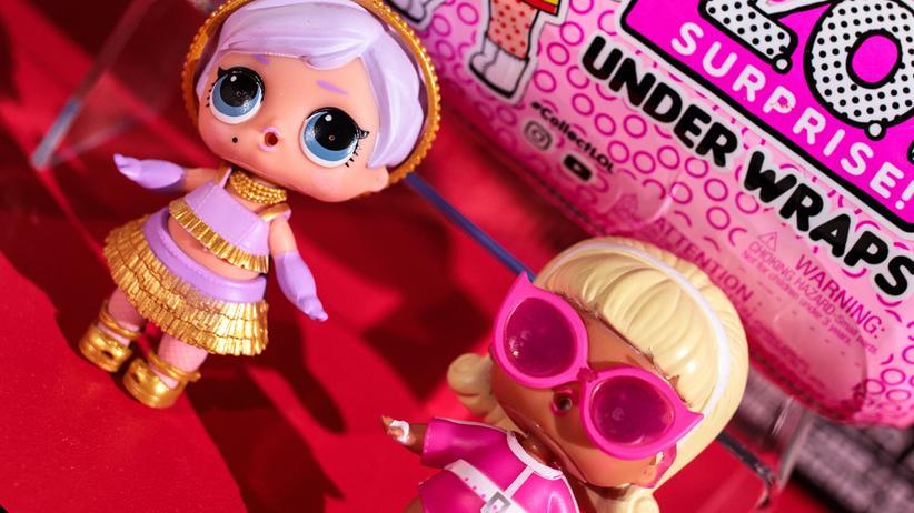 """Spielzeug: """"Ich will eine L.O.L.-Puppe"""""""