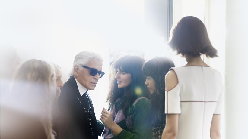 Chanel-Auktion: Für Mutti oder Girlies?