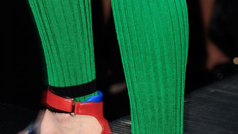 Sandalen aus der Sommerkollektion 2014 von Prada