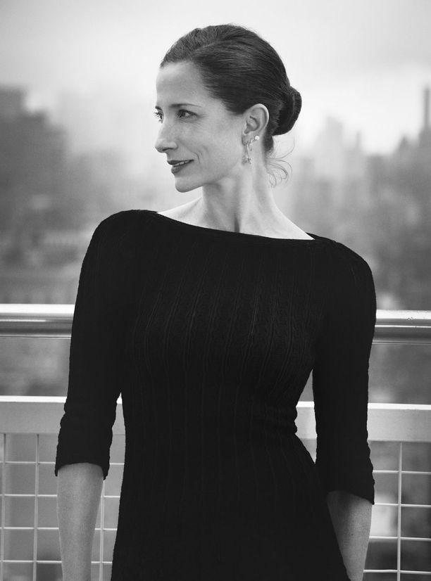 Vanessa Friedman: Vanessa Friedman, Journalistin und neue Modekritikerin der New York Times