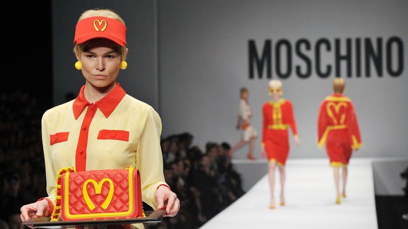 Moschino: Das goldene M