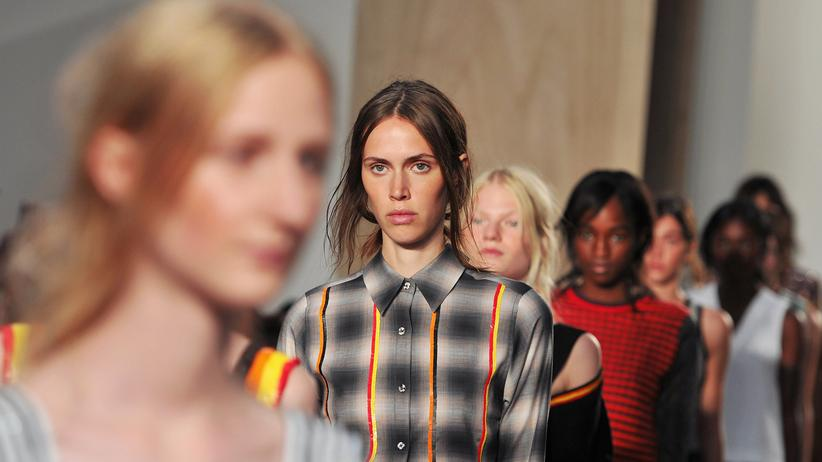New York Fashion Week: Aller Anfang ist entspannt