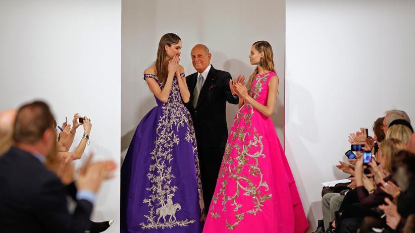 Oscar de la Renta: Gentleman der Mode