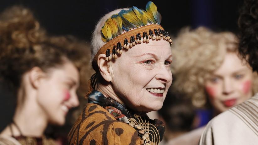 """Vivienne Westwood: """"Alles sollte zerschlagen werden. Ich war dafür!"""""""