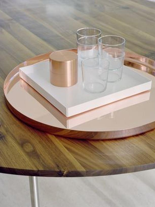 Kupfer design kein trend f r karrieristen zeitmagazin - Kupfer deko ikea ...