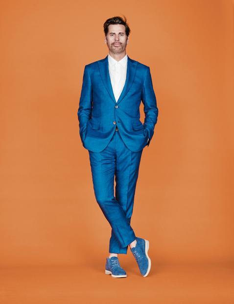 668a0525694f 7 13 Anzug und Hemd von Brioni, Schuhe Joop, Gürtel Prada ©  Reuters