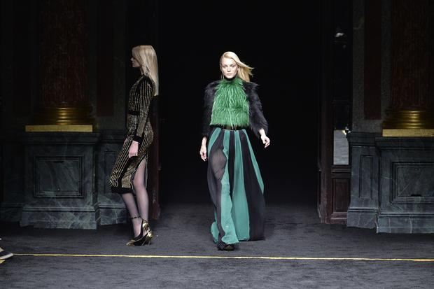 Paris Fashion Week: Gebrochener Glanz