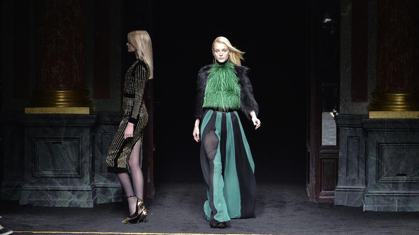 Paris Fashion Week: Gebrochener Glanz