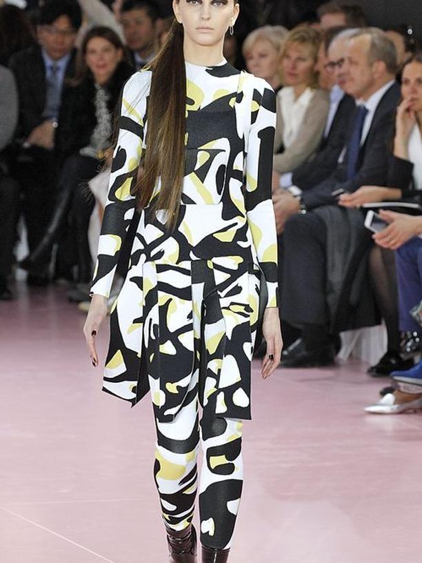 Fashion Week Paris: Luis Vuitton, Paris, Hedi Slimane, Yves Saint Laurent, Ben Stiller, Wolfgang Joop