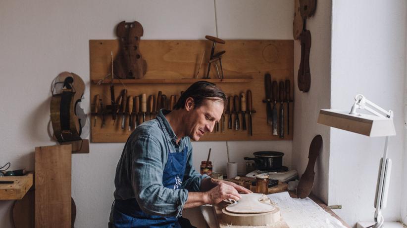 Werkstatt-Besuch: Sein Holz lebt