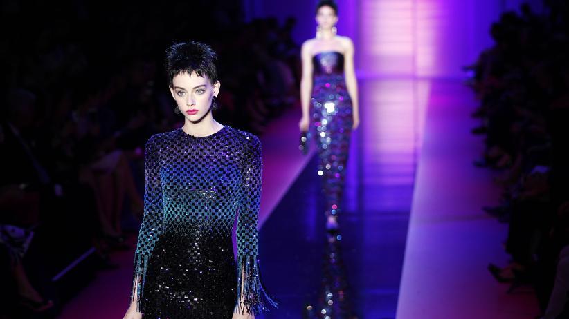 Haute Couture Paris: Prinzessin, das ist nichts für Dich