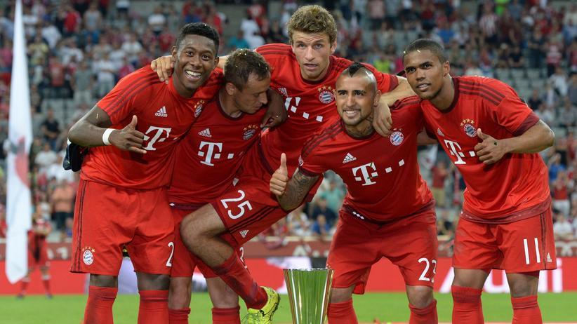 Bundesliga-Mode: Oooh-jeeeh, oje, oje, ojeeh!