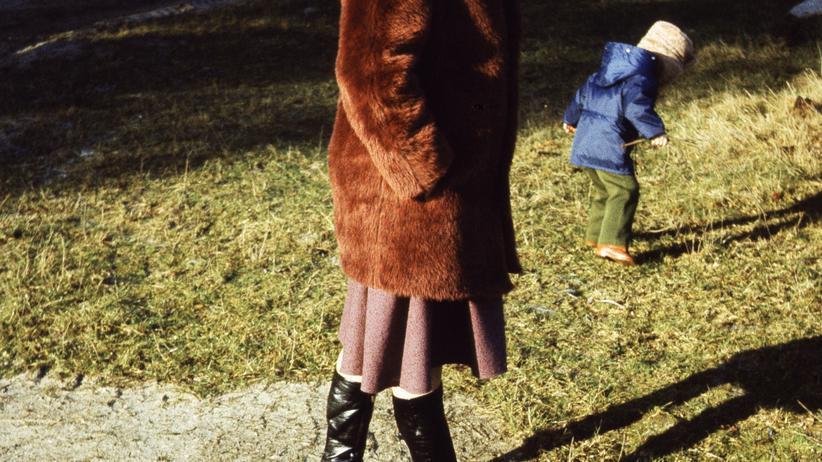 Kleidung: Der Mama-Mantel