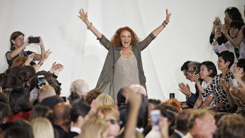 Diane von Furstenberg: Alles wagen!