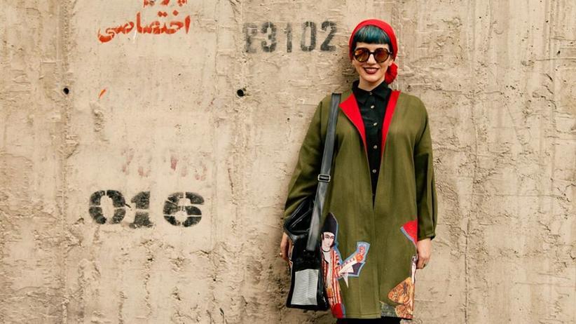 Iran: Mäntel, die Politik machen