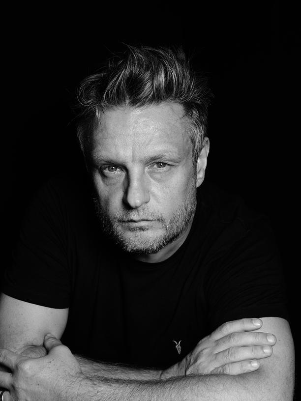 Der britische Modefotograf Rankin