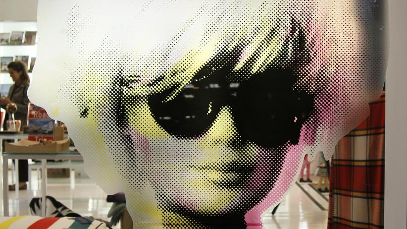 Andy Warhol : Plastik? Fantastik!