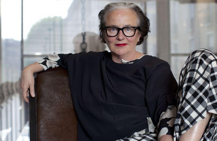 Berlin Fashion Week: Die Trendforscherin Li Edelkoort geht mit offenen Augen durch ihr eigenes Leben – und durch das der anderen.