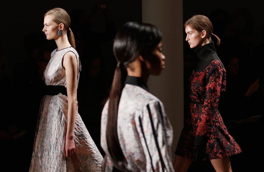 New York Fashion Week: Die Mode schläft